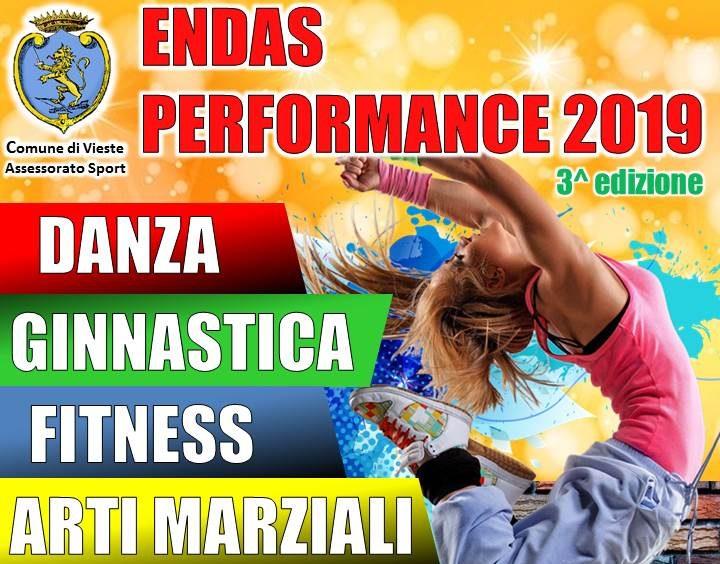ENDAS Performance 2019 3^ Edizione