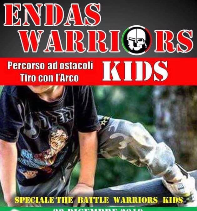Endas Warriors Kids 2019