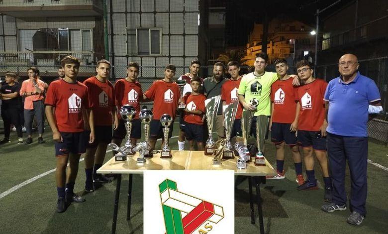 Calcio a 5: terminato il campionato provinciale Città di San Marco In Lamis