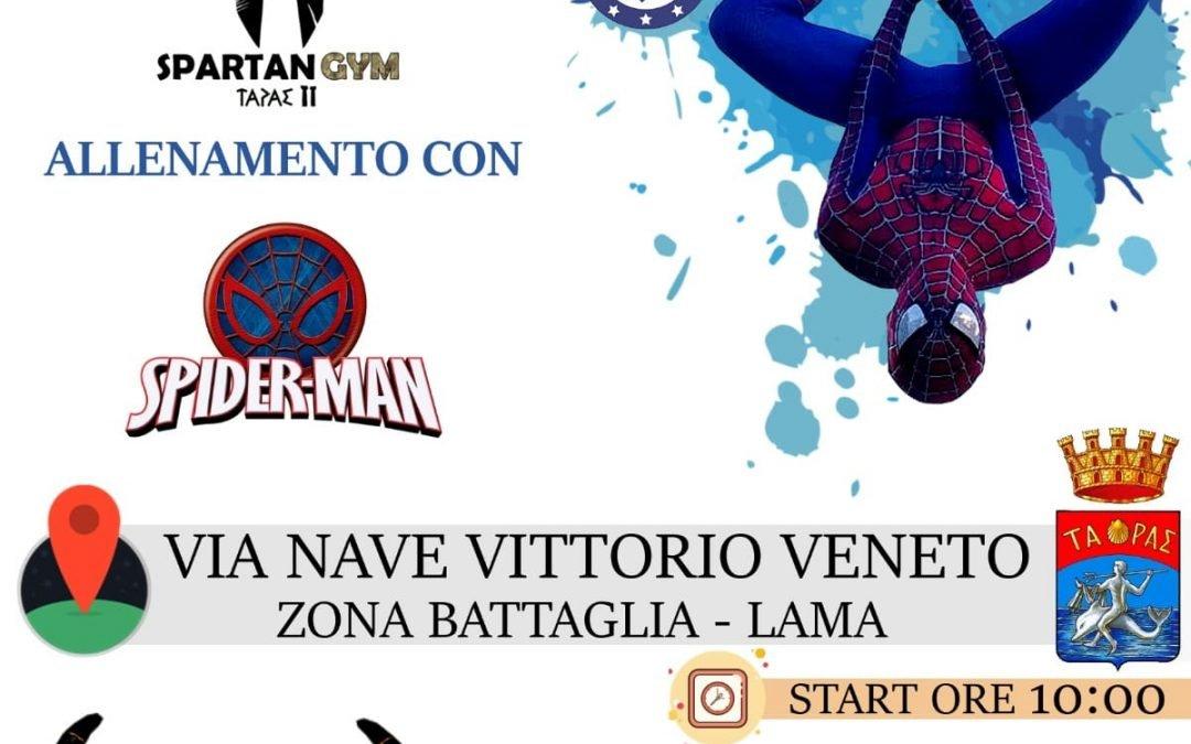 OCR kids: a grande richiesta torna Spider-Man