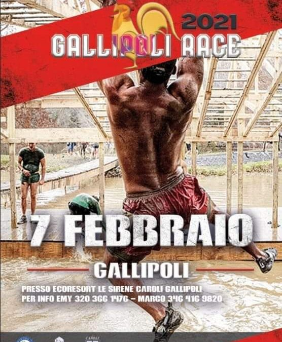 OCR: Gallipoli Race 2021